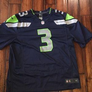 Seattle Seahawks football jersey